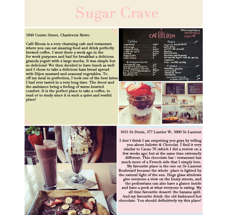 Sugar Crave (Part 1)
