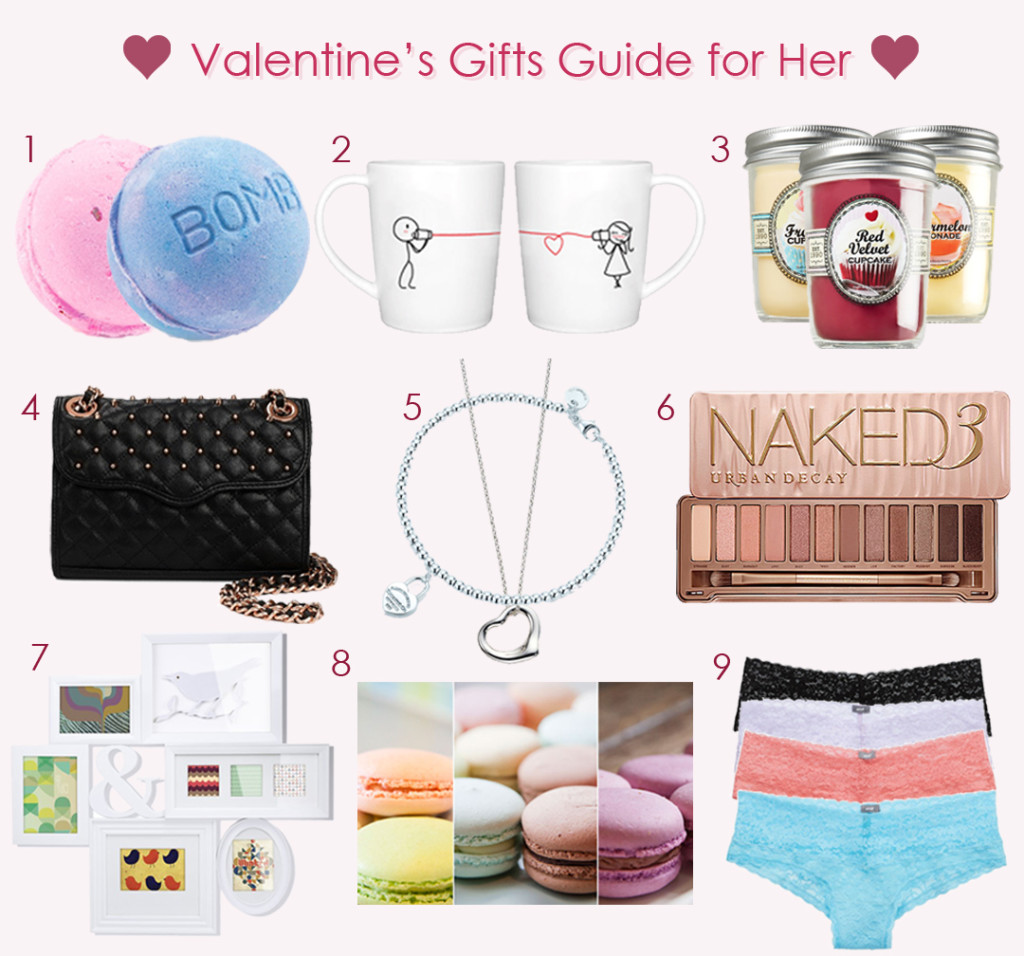 Valentine's Gifts Guide