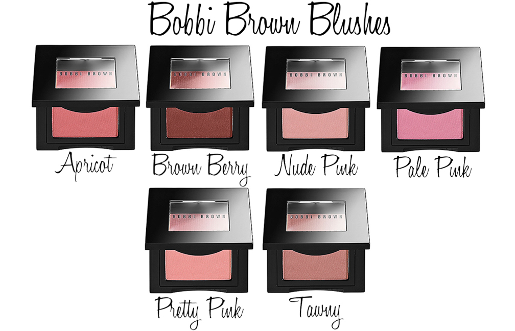 Top Blushes Part 1