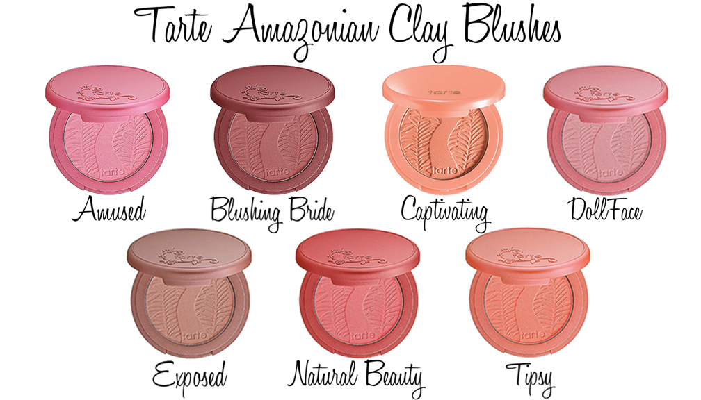 Top Blushes Part 2