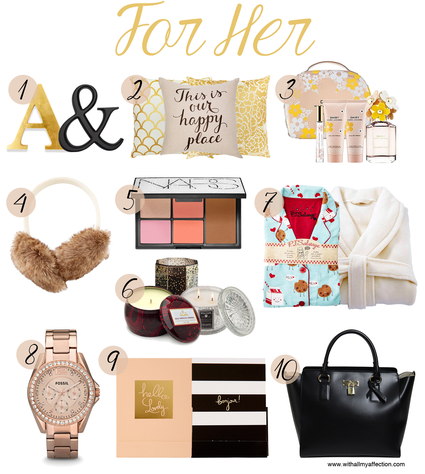 Lovely Christmas Gifts 2015 For Her Part - 7: Christmas Gift Ideas For Her Christmas Gift Ideas For Her Amp For Him With  All My