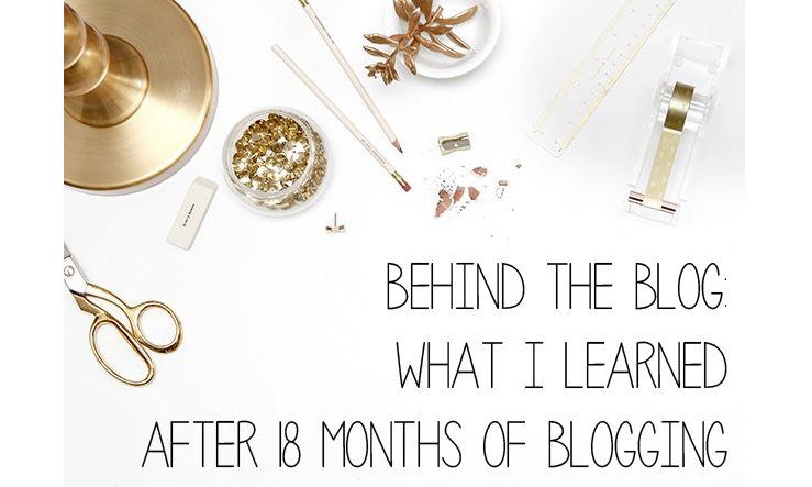 What I learned after 18 months of blogging