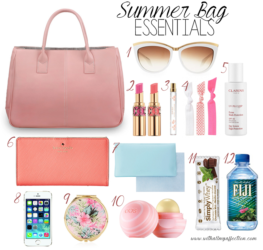 Summer Bag Essentials