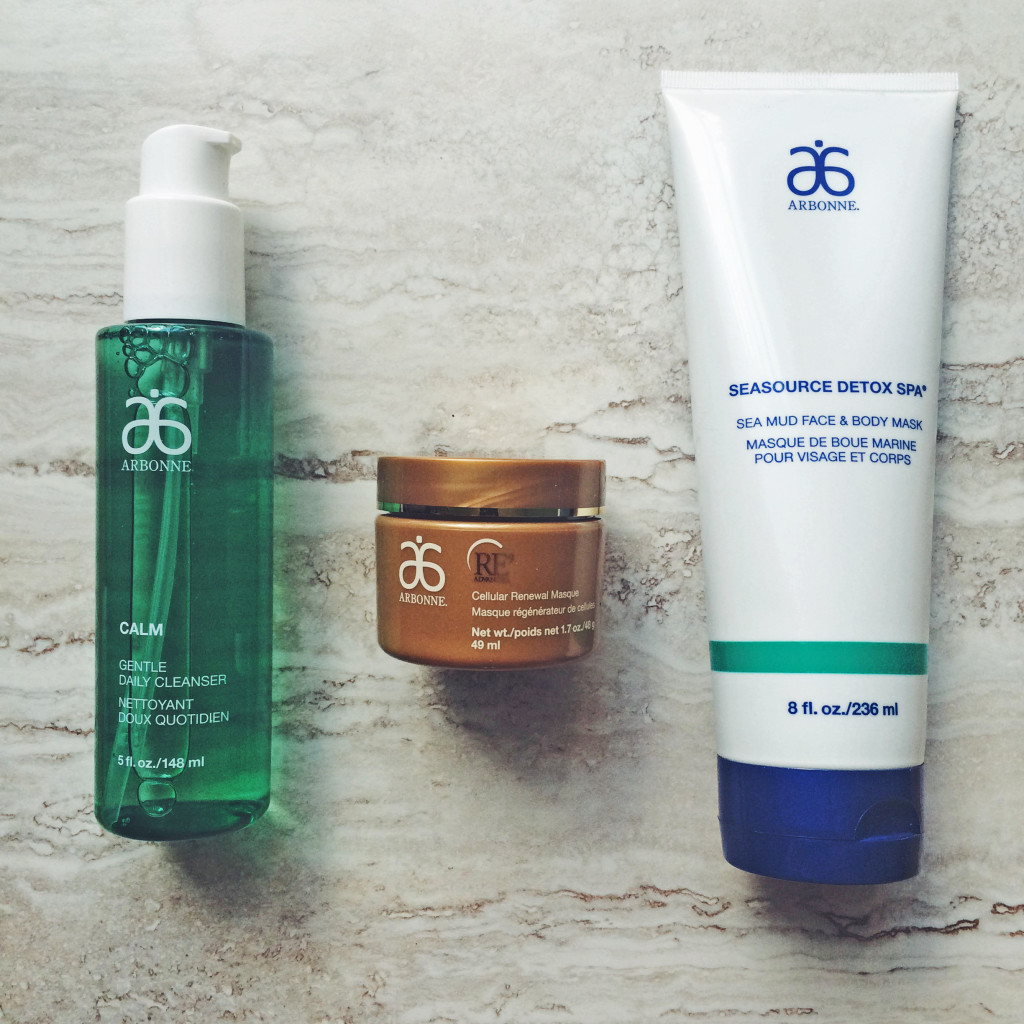 Arbonne Haul With All My Affection