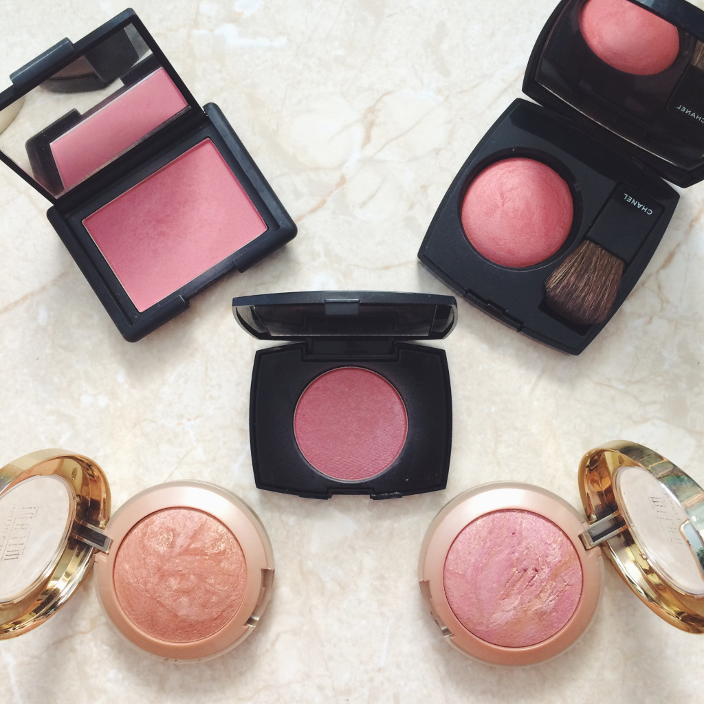 My Go-To Blushes