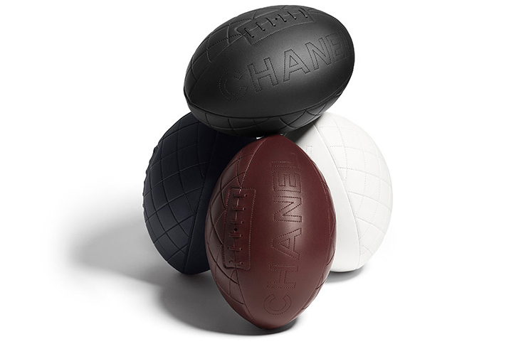 The CHANEL Rugby Balls