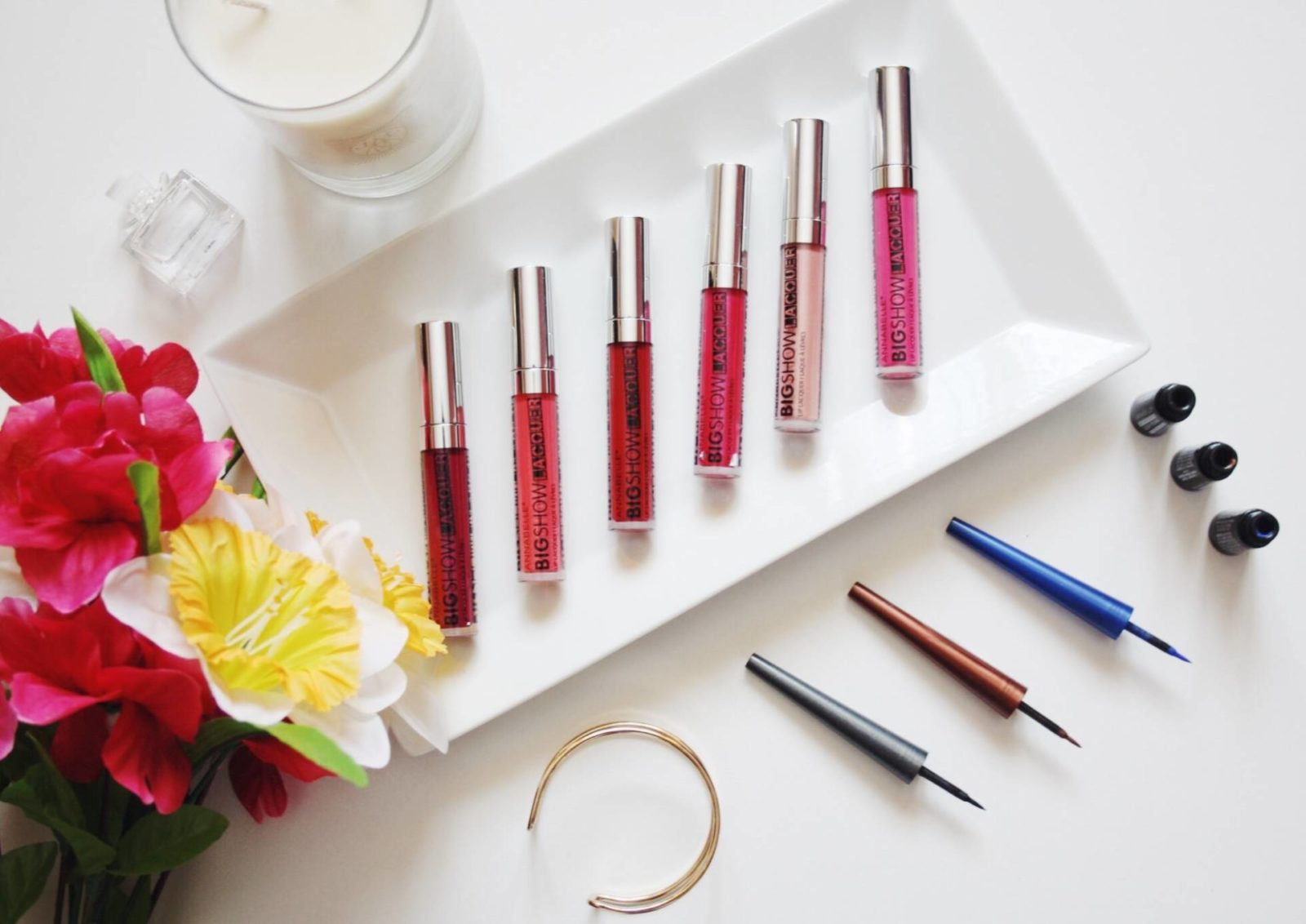 Springtime with Annabelle Cosmetics