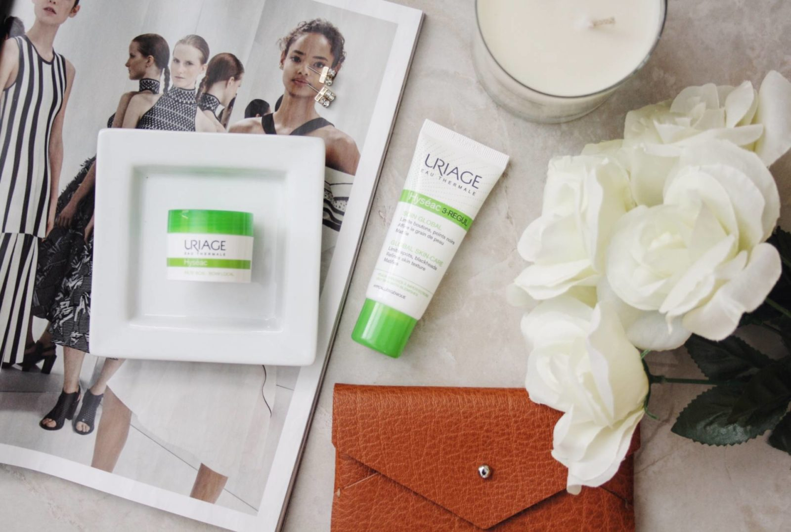 Imperfection-free Skin with Uriage Hyséac Skincare Line