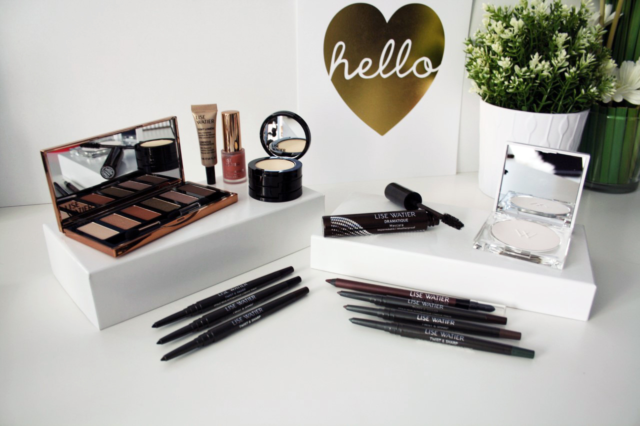 Lise Watier Chic & Rustique Fall Makeup Collection