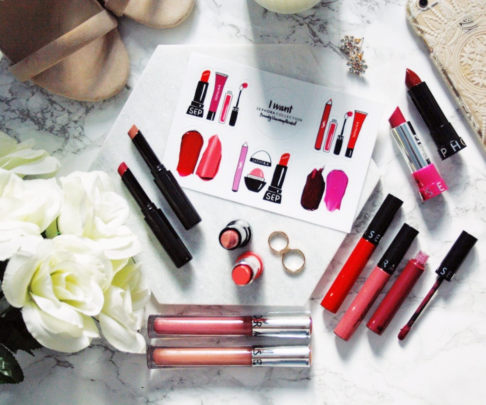 Beauty Uncomplicated with Sephora Collection