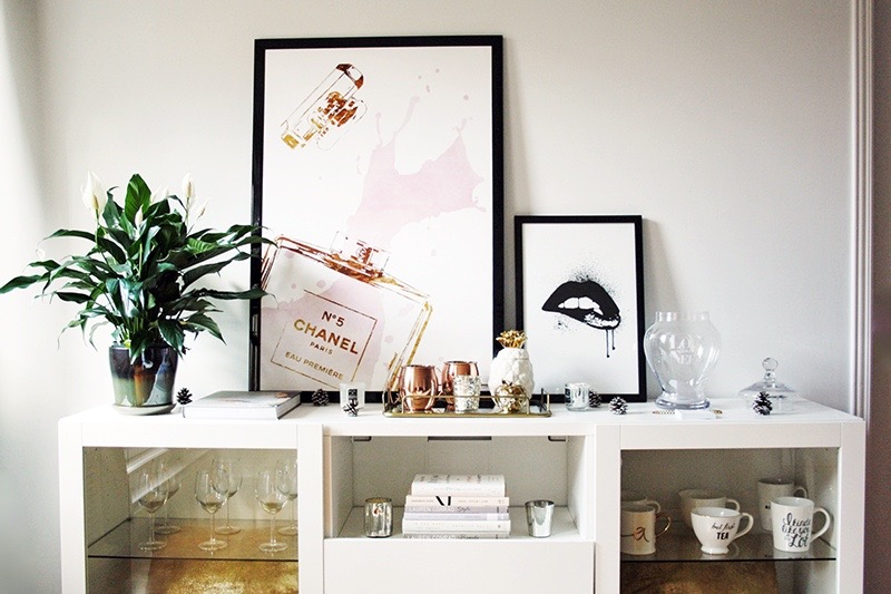 Home decor haul with all my affection for Room decor haul
