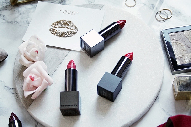 Burberry Kisses Lipsticks
