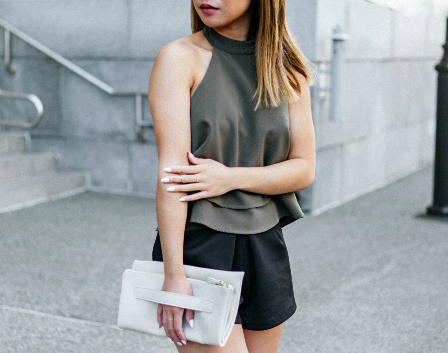 Styling Halter Tops with Tobi