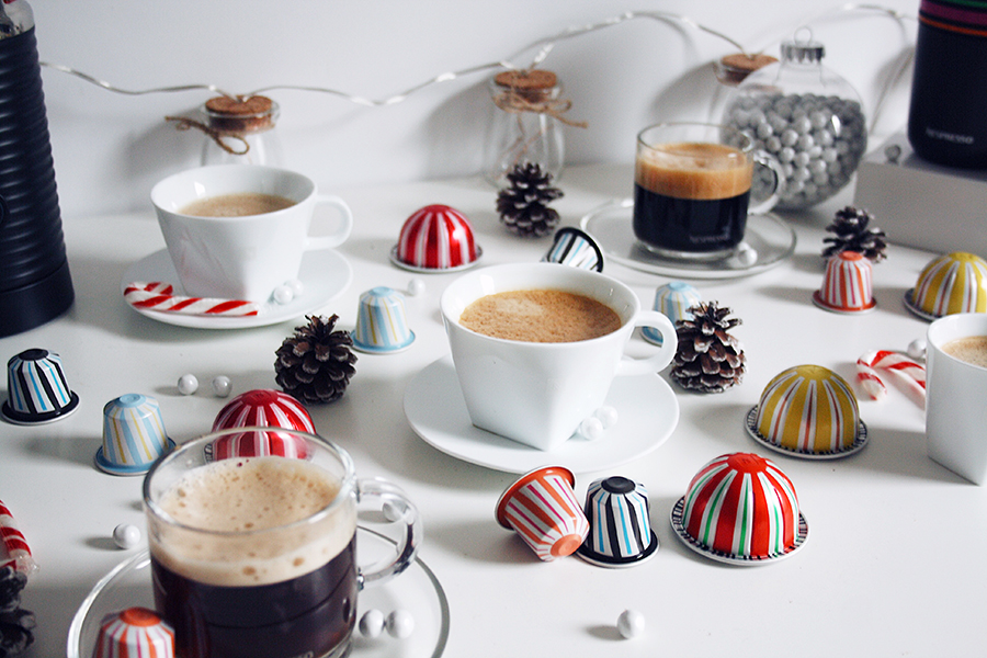 Nespresso Variations Confetto Holiday Collection
